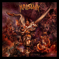Forged In Fury (CD)