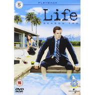 Life - Sesong 2 (UK-import) (DVD)