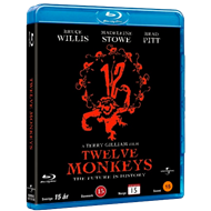 Twelve Monkeys (BLU-RAY)