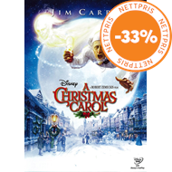 Produktbilde for A Christmas Carol (DVD)