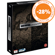 Produktbilde for Band Of Brothers / The Pacific (DVD)