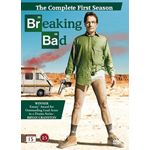 Breaking Bad - Sesong 1 (DVD)