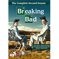 Breaking Bad - Sesong 2 (DVD)
