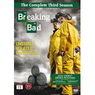 Breaking Bad - Sesong 3 (DVD)