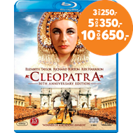 Produktbilde for Cleopatra (BLU-RAY)