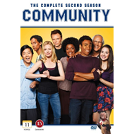 Community - Sesong 2 (DVD)