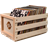 Crosley Record Storage Crate (LP)