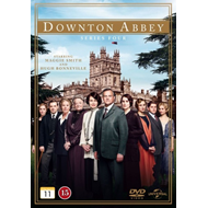 Downton Abbey - Sesong 4 (DVD)