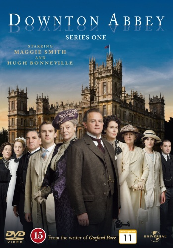 Downton Abbey - Sesong 1 (DVD)