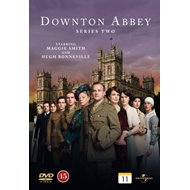 Downton Abbey - Sesong 2 (DVD)