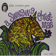 Ella Wishes You A Swinging Christmas (VINYL + MP3)