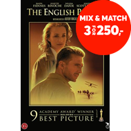 Produktbilde for The English Patient (1996) / Den Engelske Pasienten (DK-import) (DVD)
