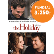 Produktbilde for The Holiday (DVD)