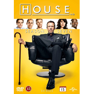 House M.D. - Sesong 7 (DVD)