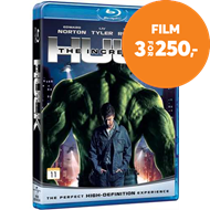 Produktbilde for The Incredible Hulk - Special Edition (BLU-RAY)