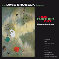 Produktbilde for Time Further Out (VINYL)