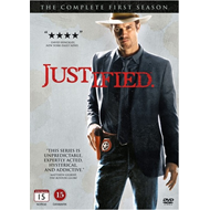 Justified - Sesong 1 (DVD)