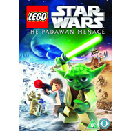 LEGO Star Wars - The Padawan Menace (DVD)