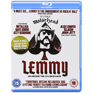 Lemmy - The Movie (UK-import) (BLU-RAY)