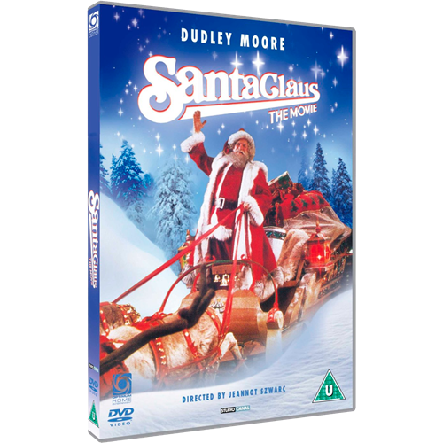 Santa Claus - The Movie (UK-import) (DVD)