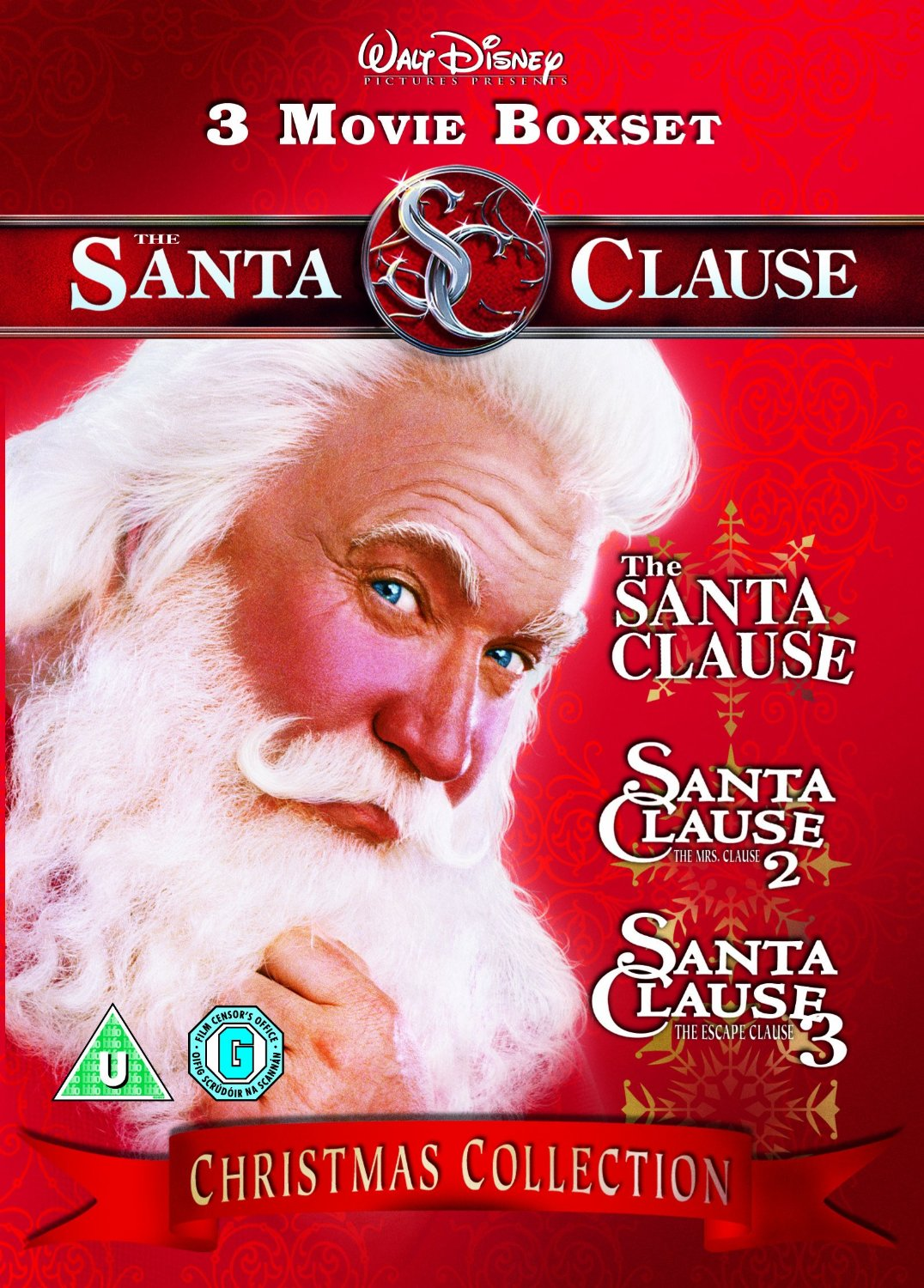 the santa clause christmas collection ukimport