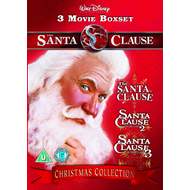 The Santa Clause Christmas Collection (UK-import) (DVD)