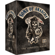 Sons Of Anarchy - Den Komplette Serien (DVD)