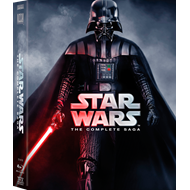 Produktbilde for Star Wars - The Complete Saga (BLU-RAY)