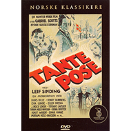 Produktbilde for Tante Pose (1940) (DVD)