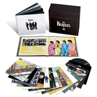 The Beatles In Stereo Vinyl Box Set (VINYL - 16LP - 180 gram - Remastered + Bok)