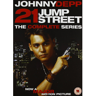 21 Jump Street - Complete Series 1-5 (UK-import) (DVD)