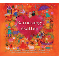 Barnesangskatten (4CD)