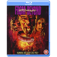 From Beyond (UK-import) (BLU-RAY)