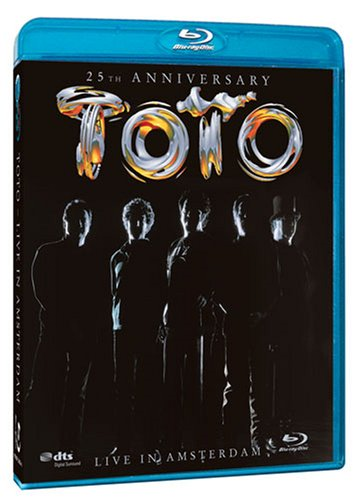 Toto - Live In Amsterdam: 25th Anniversary (UK-import) (BLU-RAY)
