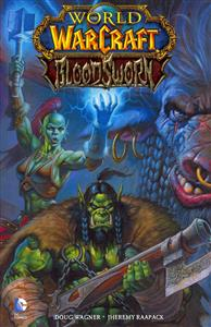 World of Warcraft: Bloodsworn (BOK)
