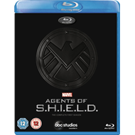 Agents Of S.H.I.E.L.D. - Sesong 1 (UK-import) (BLU-RAY)