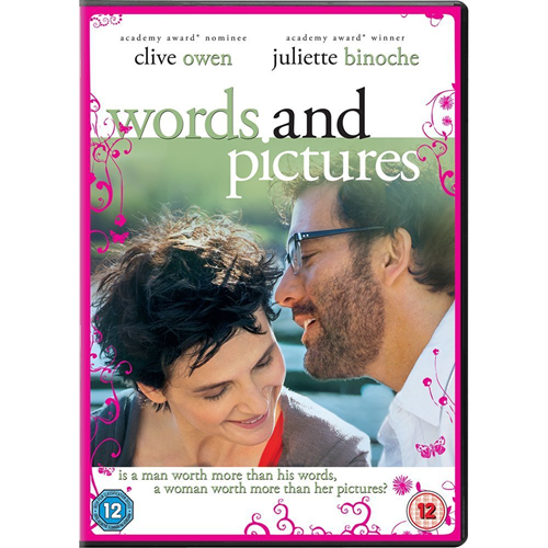Words And Pictures (UK-import) (DVD)