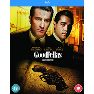 Goodfellas - 25th Anniversary Edition (UK-import) (BLU-RAY)