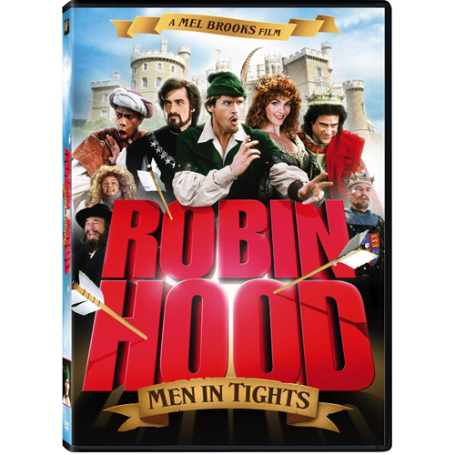 Robin Hood: Men in Tights (DVD - SONE 1)