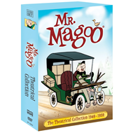 Mr Magoo: Theatrical Collection (1949-1959) (DVD - SONE 1)