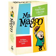 Mr Magoo: The Television Collection 1960 - 1977 (DVD - SONE 1)