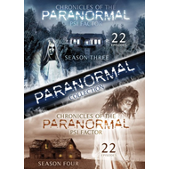 PSI Factor: Chronicles Of The Paranormal - Sesong 3 & 4 (DVD - SONE 1)