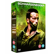 Schwarzenegger Collection (UK-import) (DVD)
