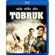 Tobruk (UK-import) (BLU-RAY)