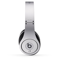 Beats - Studio Over Ear - Silver (HEADSET)