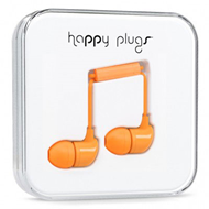 Happy Plugs - In-Ear Orange (HEADSET)