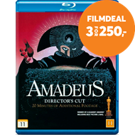 Produktbilde for Amadeus - Director's Cut (BLU-RAY)