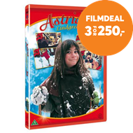 Produktbilde for Astrid Lindgrens Jul (DVD)