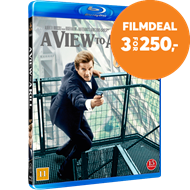 Produktbilde for James Bond - A View To A Kill (BLU-RAY)