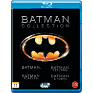 The Batman Collection (BLU-RAY)
